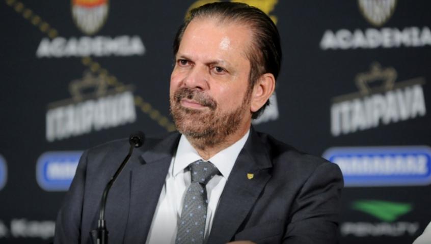 Reinaldo Carneiro Bastos é reeleito presidente da Federação ...